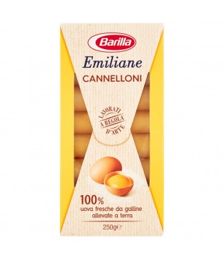 Barilla Emiliane Cannelloni All'uovo